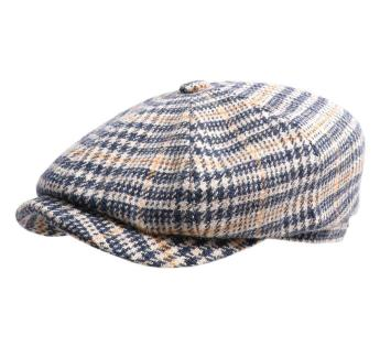 Hatteras Wool Check Stetson